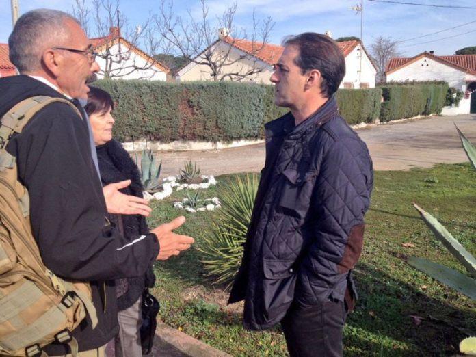 Ciudadanos Alcalá reclama mejoras al Equipo de Gobierno en los barrios de la ciudad