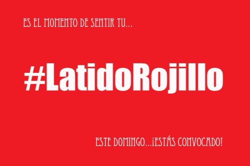 #LatidoRojillo