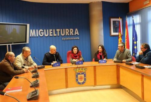 Alcalá de Henares se interesa por la Escuela de Autoempleo Agroecológica de Miguelturra