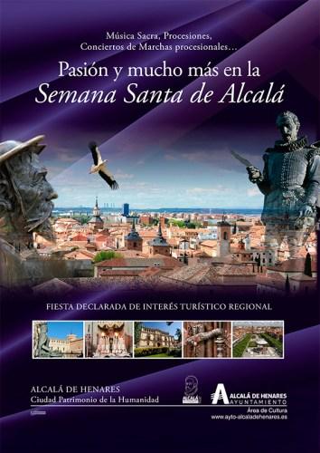 Cartel Oficial de la Semana Santa alcalaína 2016