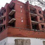 Edificio Detinsa en el barrio de Espartales