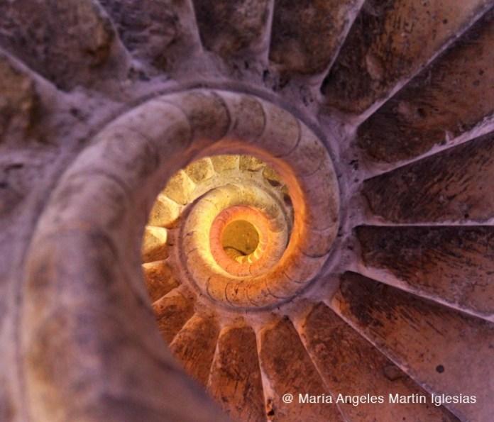 """María Angeles Martín Iglesias (fotografía """"Bajada de la Torre"""")"""