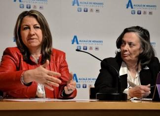 Yolanda Besteiro y Olga García