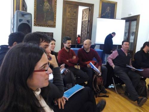 Brianda Yáñez, concejala de Transparencia e Innovación Social del Ayuntamiento de Alcalá de Henares, participa hoy en una jornada de debate sobre compra y contratación pública responsable