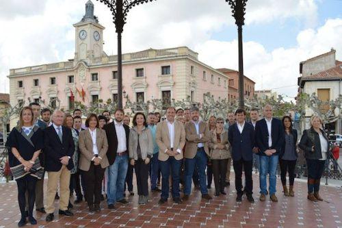 Lista del PP Elecciones Municipales 2015