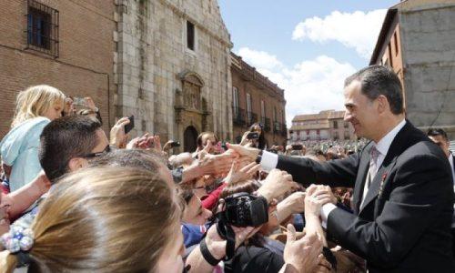 El Rey vuelve a Alcalá de Henares este jueves 26 de Mayo  para entregar el Premio Quevedos del Humor a Forges