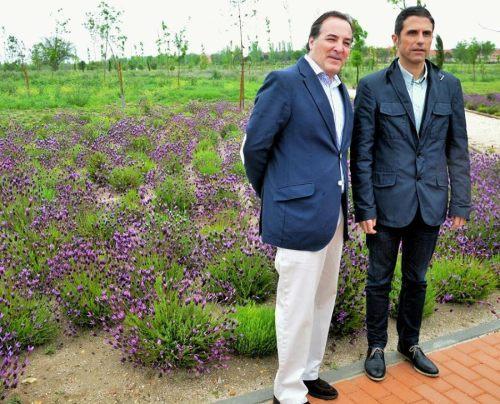 Visita al Parque Camarmilla de Alcalá de Henares