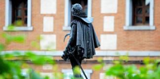 El año de Cervantes en Alcalá de Henares