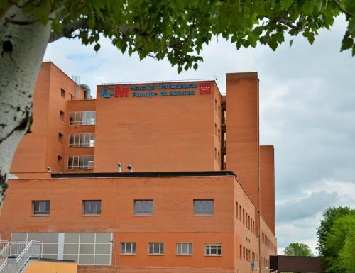 Hospital Príncipe de Asturias de Alcalá de Henares. Foto de Ricaredo Espinosa Ibeas