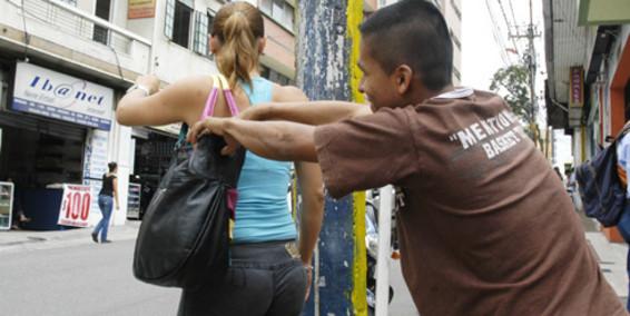 Descienden los hurtos en Alcalá de Henares