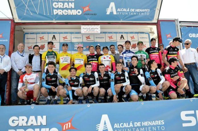 XVIII edición del Gran Premio Macario de Ciclismo