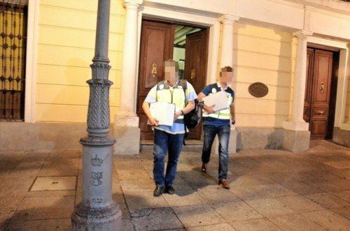 Registro en el Ayuntamiento de Alcalá. Foto de Ricardo Espinosa Ibeas ( archivo )