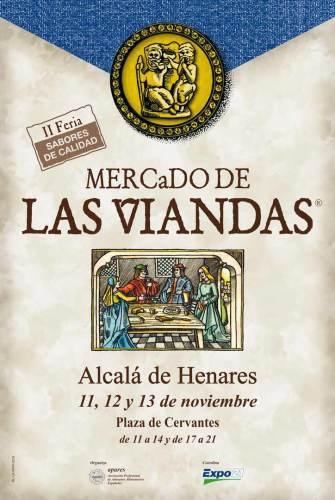 ii-mercado-de-las-viandas-de-alcala-de-henares-cartel