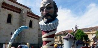 Plantà de la falla de Cervantes