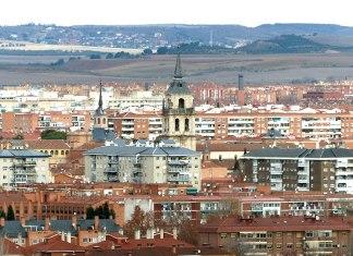 Alcalá de Henares desde el Gurugú