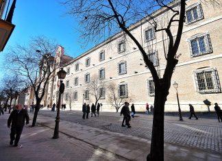 Primeros paseos por la remodelada Calle Libreros