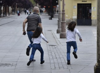 El desconfinamiento de los niños