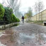 Paseo desconfinado en la ciudad patrimonio