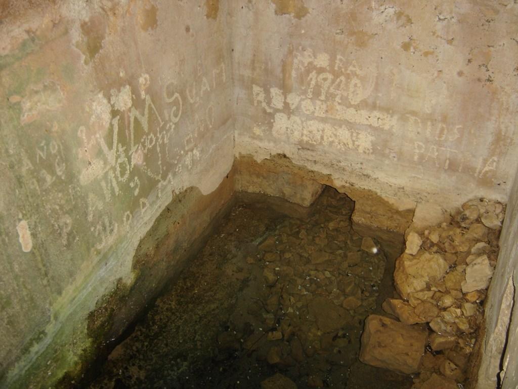 Aljibe de la Partida de Les Mosqueres - Alcalalí turismo