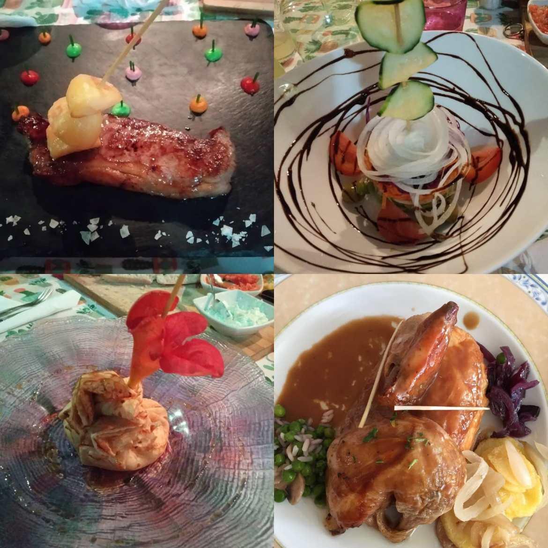 Entrantes y platos Alcalalí
