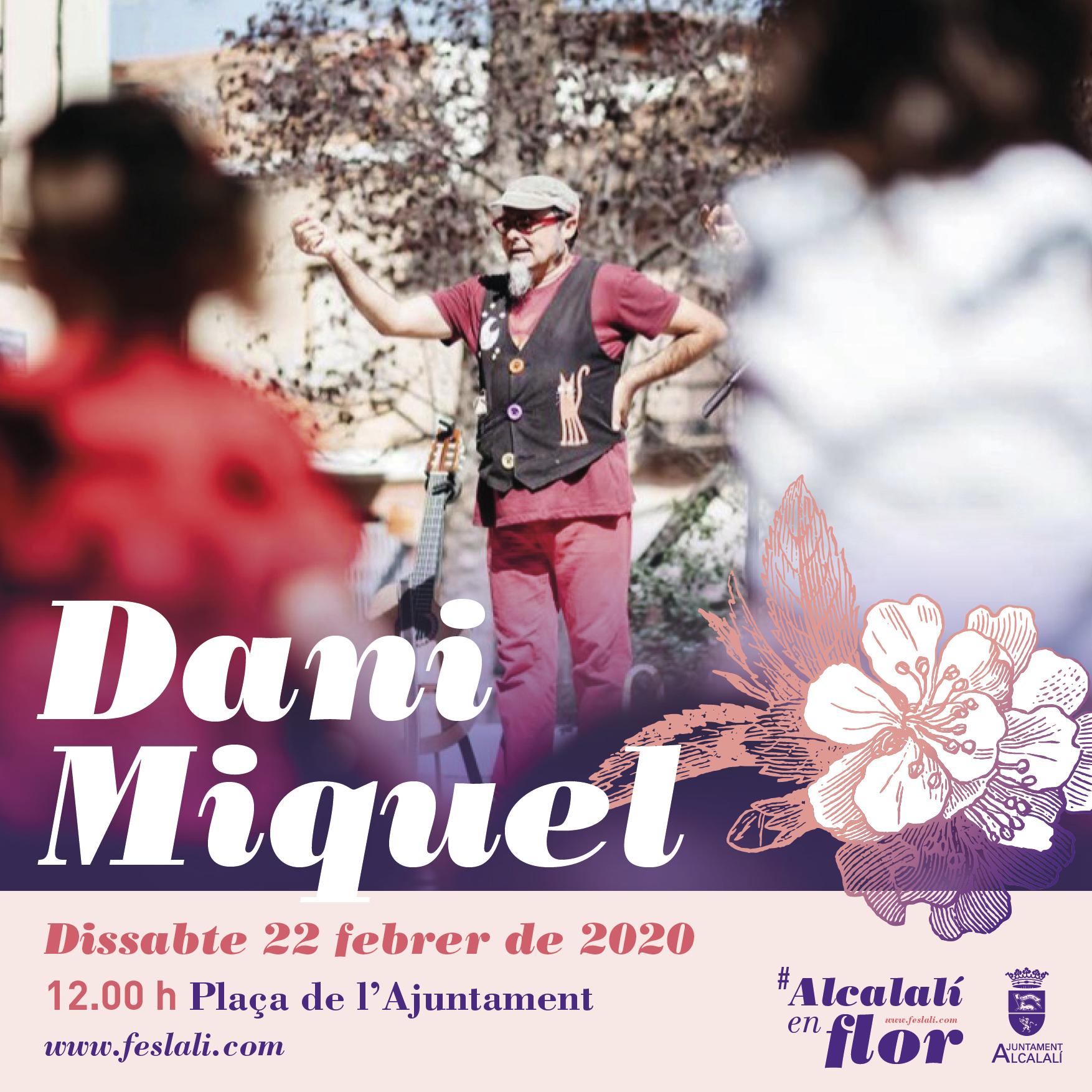 Feslalí, Alcalalí en flor - Dani Miquel
