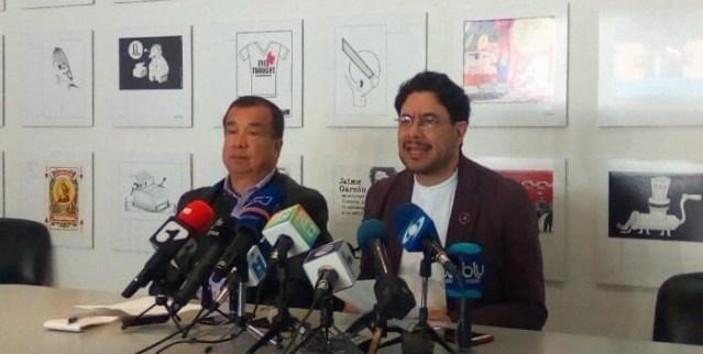 Uribe y su abogado Diego Cadenas violan la reserva sumarial y mienten sobre los hechos del proceso: Iván Cepeda