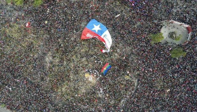 Octubre: El Pueblo en las Calles