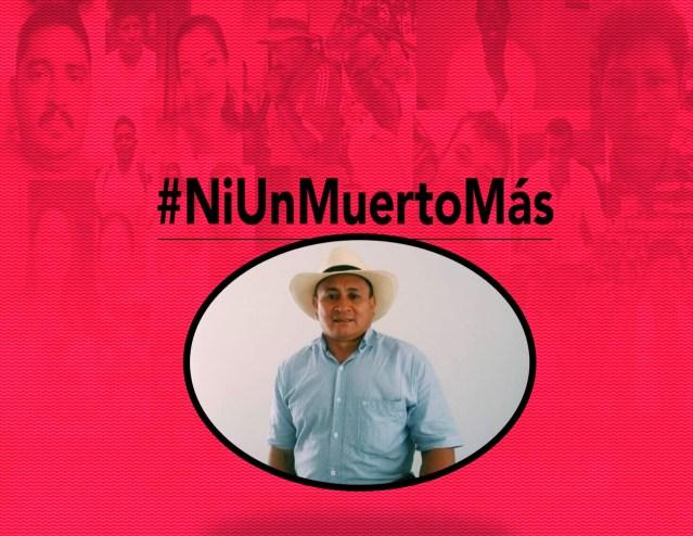 Asesinaron a líder social Jorge Macana en Playa Rica, Tambo Cauca