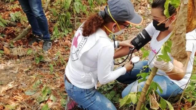 ELN libera a Derly Díaz Delgado por sus cuatro meses de embarazo en Saravena, Arauca