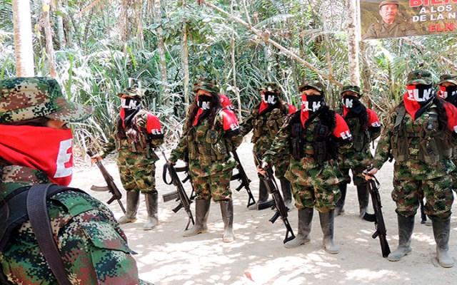 ELN desmiente paro armado en el Sur de Bolívar