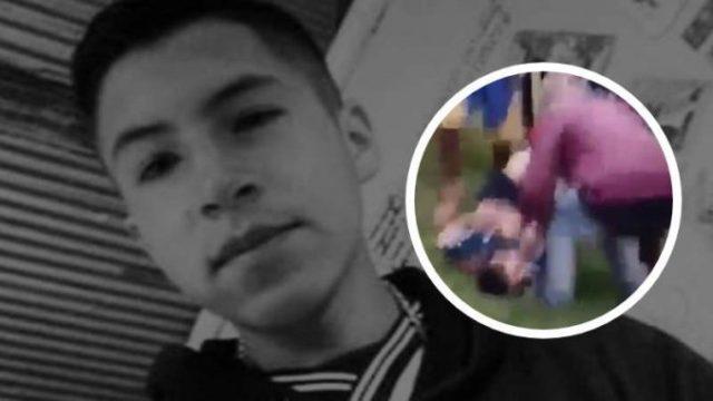 ESMAD asesinó a Duván Mateo Aldana de 15 años en Soacha, Cundinamarca