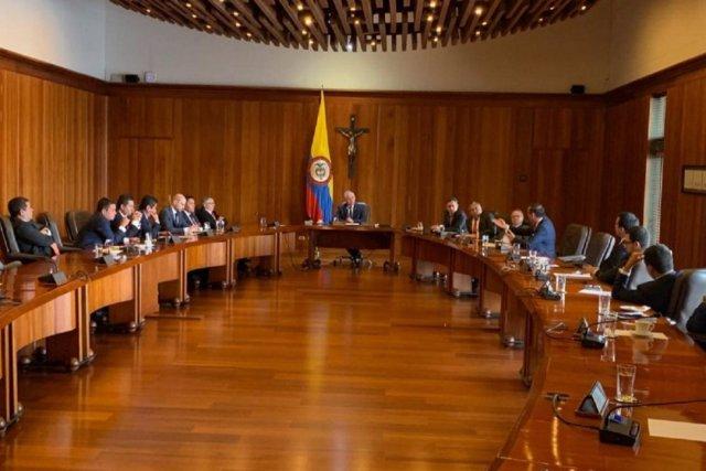 ¿Constituyente o «golpe de Estado» contra la Corte Suprema de Justicia de Colombia?