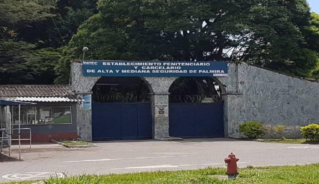 Asociación denuncia el contagio de Covid-19 de once internos de la cárcel de Palmira Valle