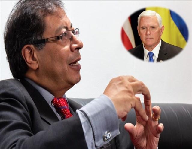Intromisión al poder judicial colombiano del vicepresidente Mike Pence tras hablar con Iván Duque