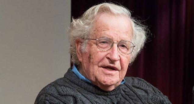 Chomsky: «La Internacional Progresista tiene un papel crucial para determinar el curso de la historia»