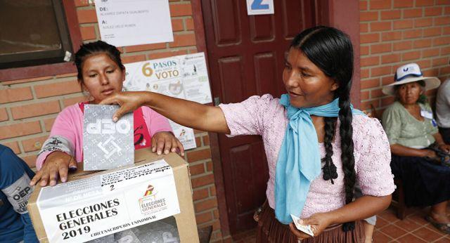 Bolivia, elecciones generales sin lecciones de la pandemia