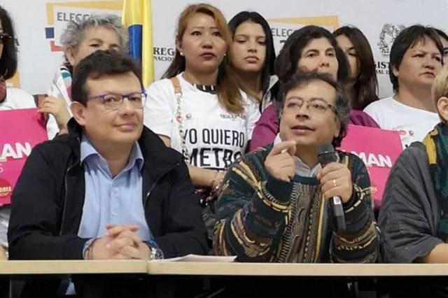 Diputados franceses y europeos denuncian el exterminio de la izquierda en Colombia.