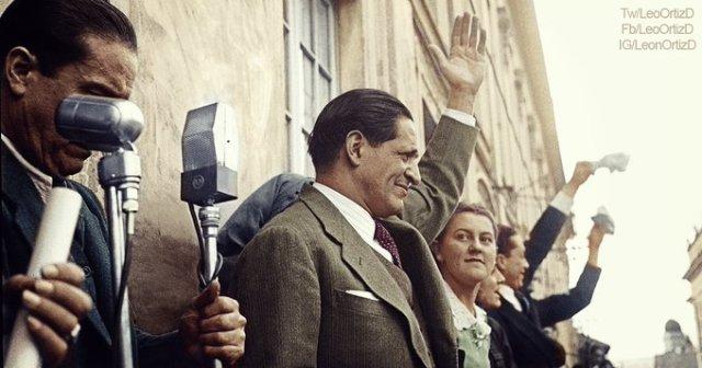 Fotografías de la insurrección popular del 9 de abril de 1948