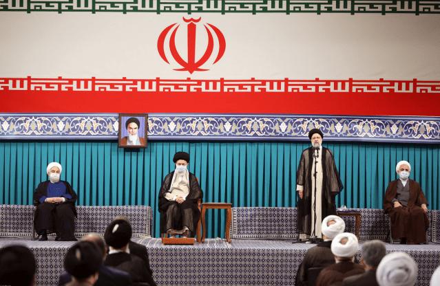 Seyed Ebrahim Raisi se inviste como mandatario de Irán