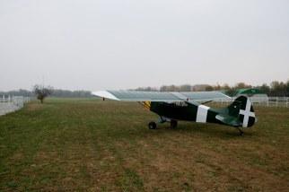 %name Laviosuperficie e campo volo di Codroipo in Friuli