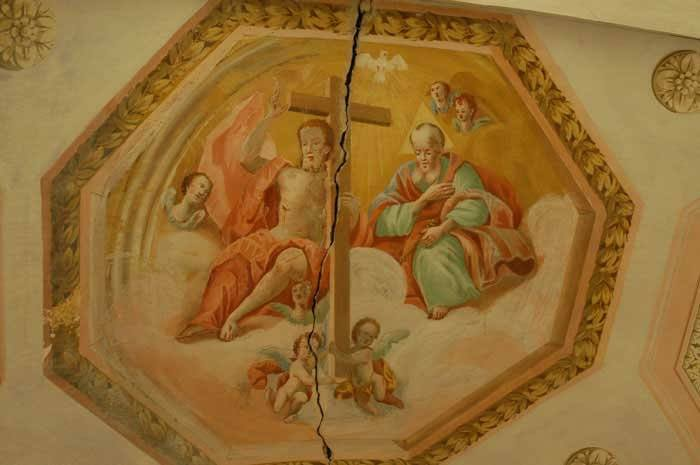 Chiesetta Madonna Loreto Codroipo 05 Messa della Vigilia di Natale alla Chiesetta Madonna di Loreto