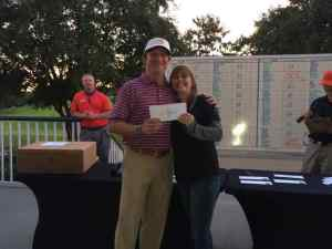Andy Prewitt Longest Drive Winner