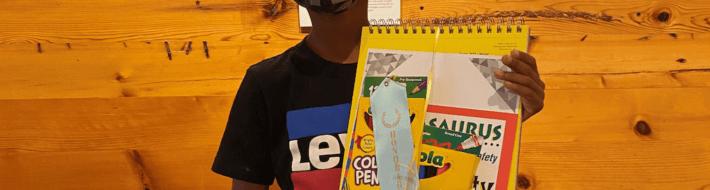 SUMMER 2020 | Brent W. (Birmingham City Schools) - dreamARCHITECTURE Birmingham 2nd Grade, Honorable Mention