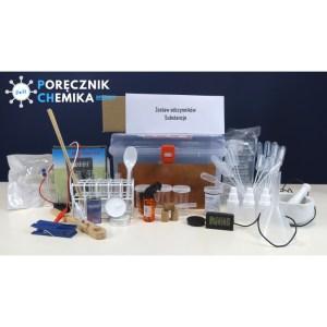 COV - Substancje - zestaw z odczynnikami