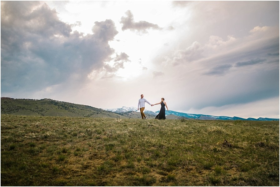 Boulder Engagement Photographer | Destination Engagement Photos