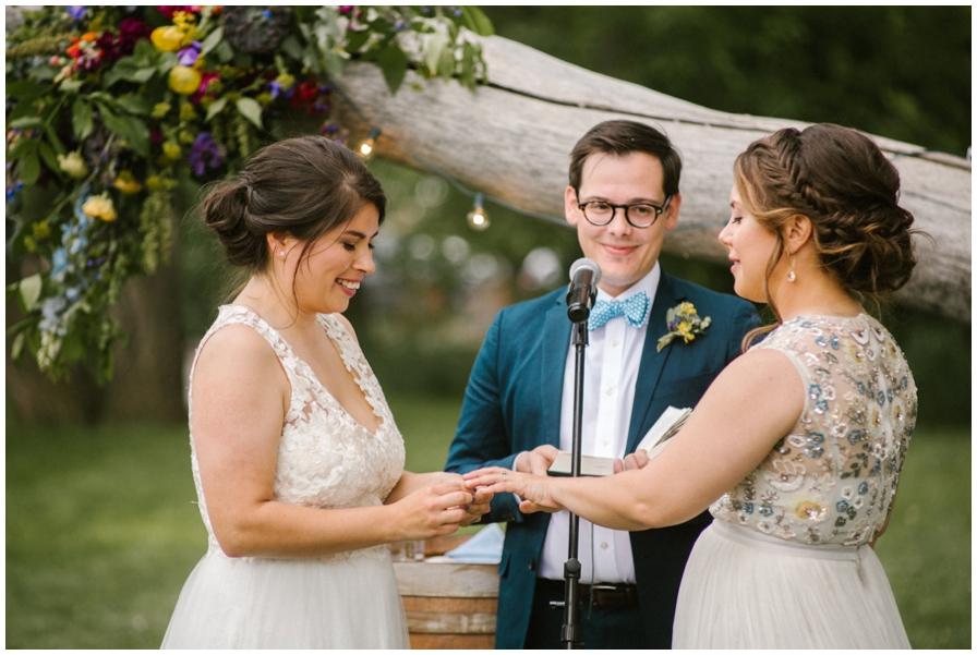 Lyons farmette wedding photographer
