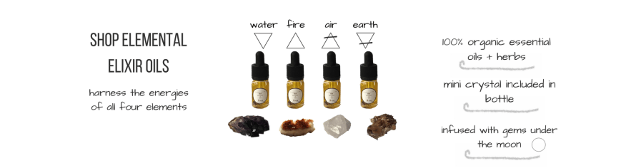 Elemental Oils Banner