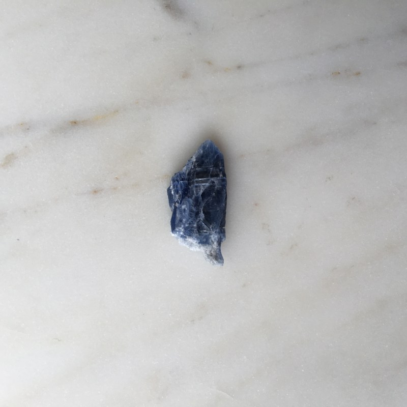 Kyanite raw crystal