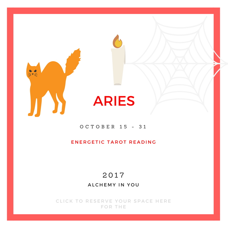 Aries Mid-Monthly October 2017 (October 15 - 31) Reading