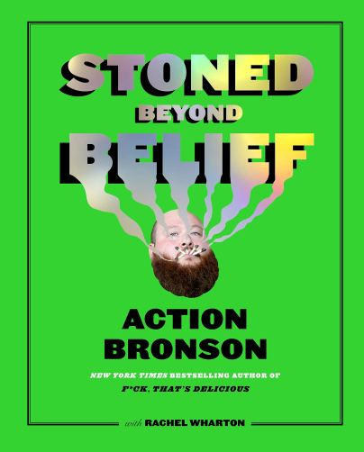 One of the most entertaining books from Action Bronson